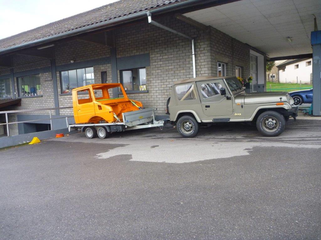 restauration véhicule